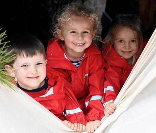 the grange nursery children