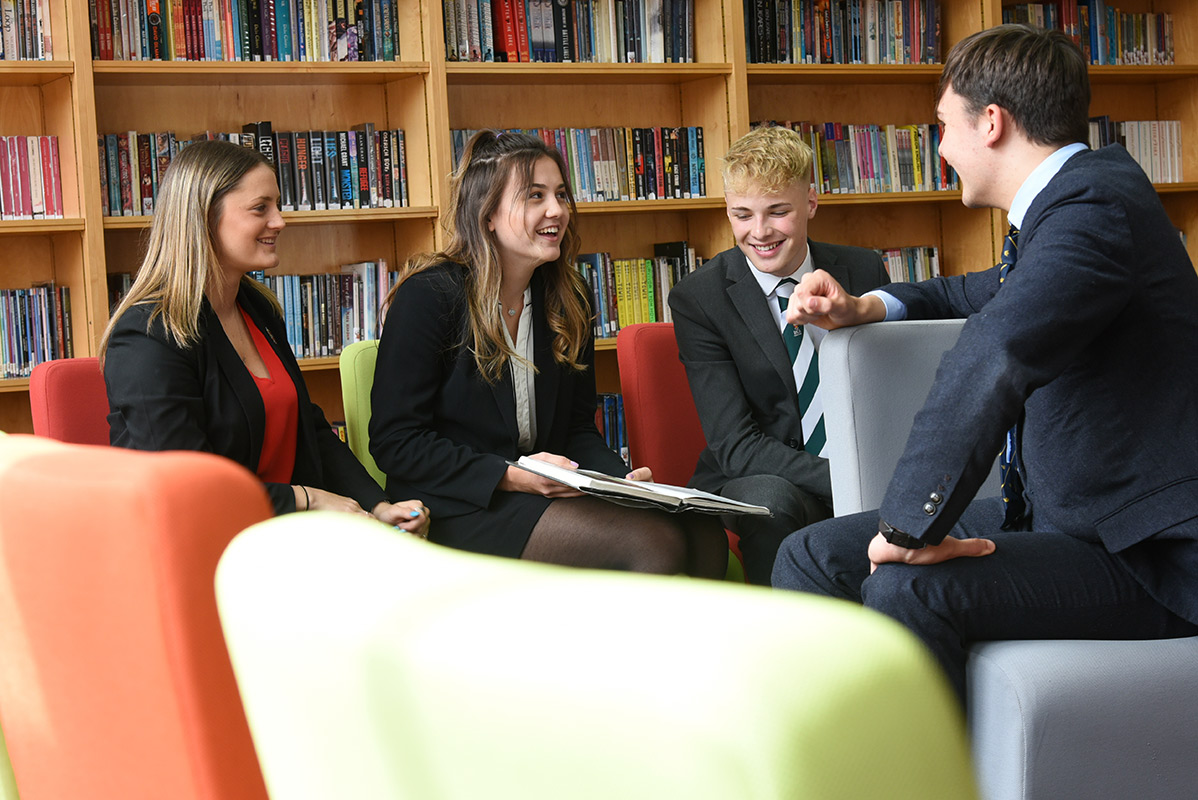 Sixth Form move to RGS Worcester