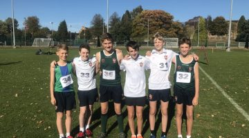 Inter Boys Cross Country Cup Oct 18