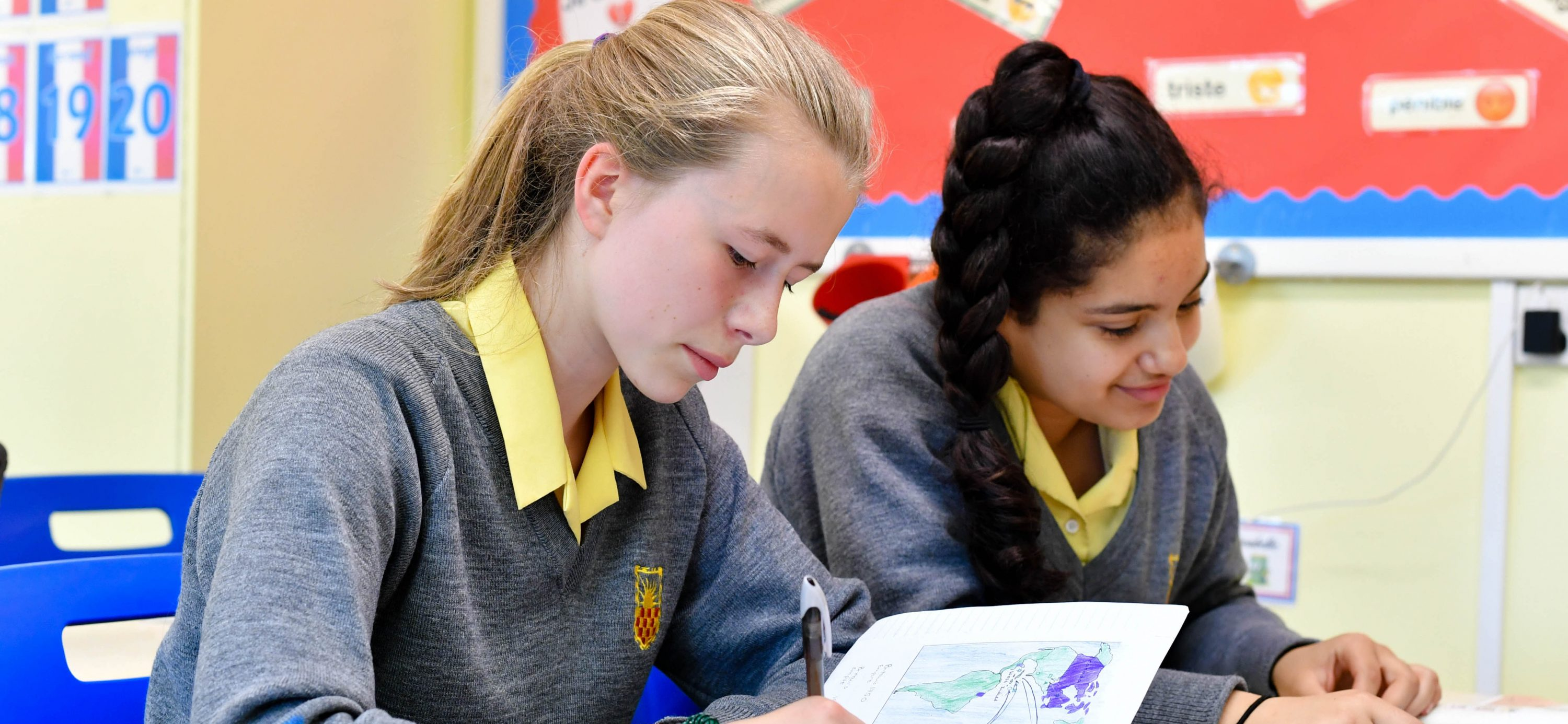 Why choose RGS Dodderhill?