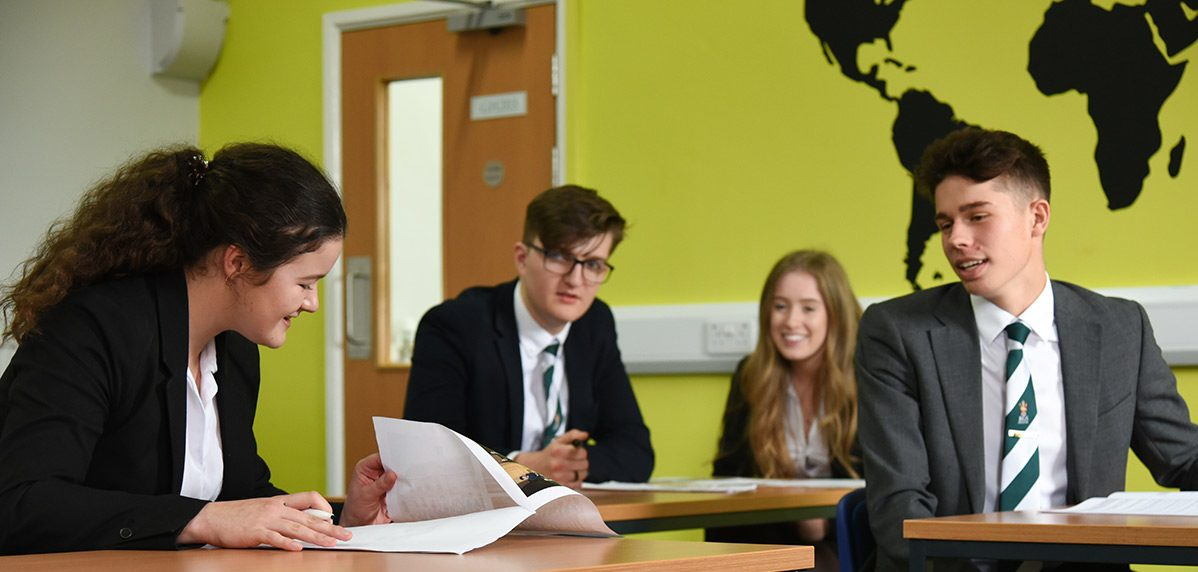 Sixth Form at RGS Worcester