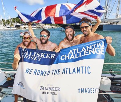Atlantic ambition finish square