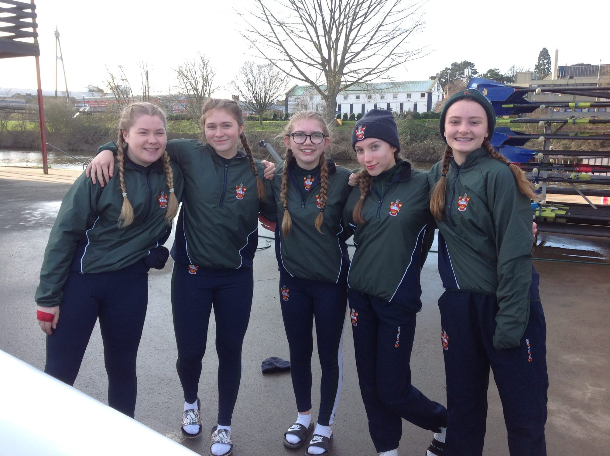 RowingAwardsWJ15 girls quad WINNERS