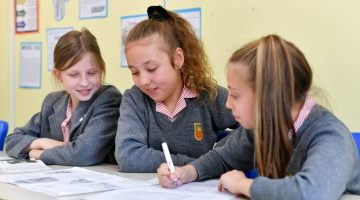Private education in Worcester with RGS