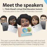 Online Virual iPad Summit - Meet the SpeakersSquare