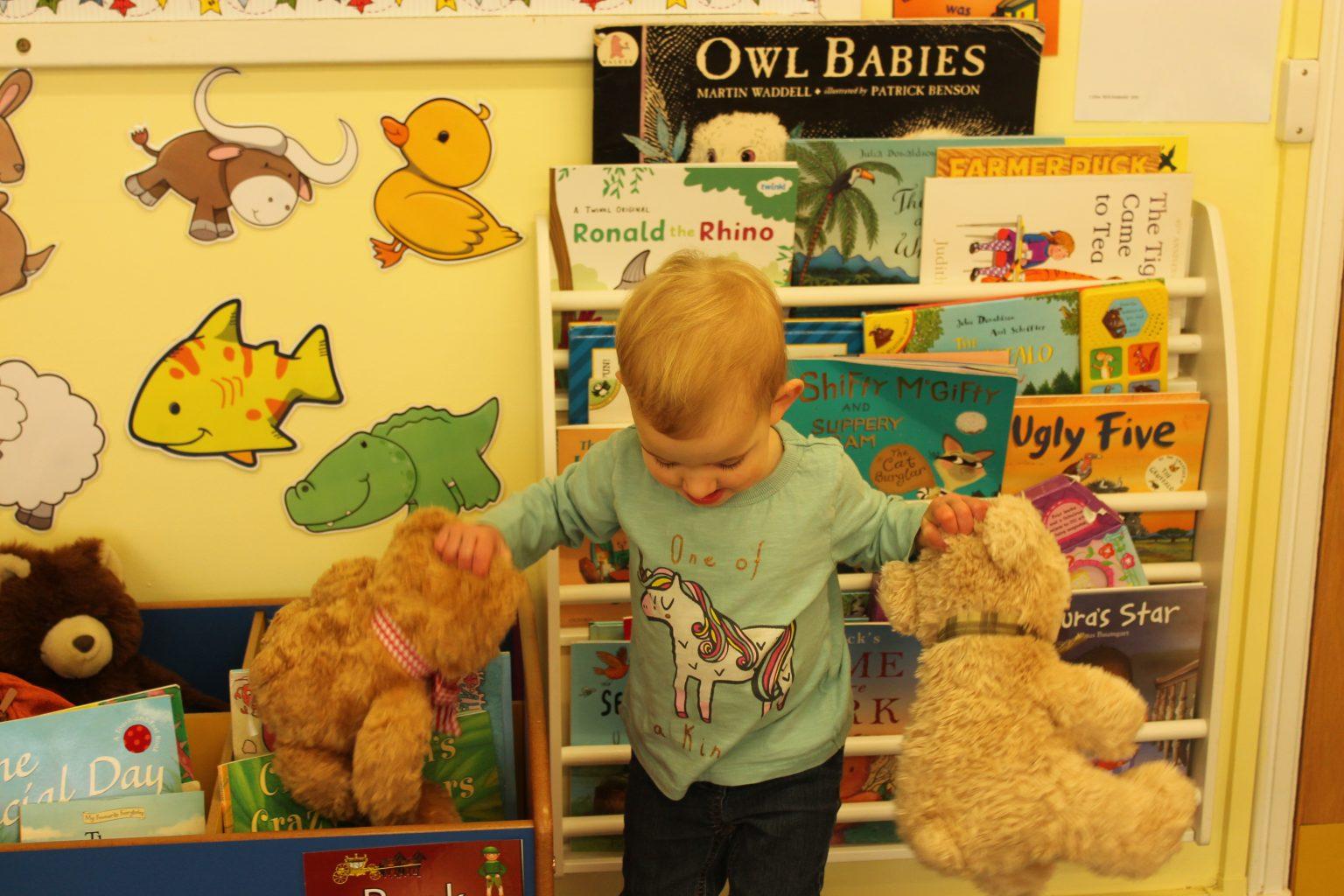 RGS Dodderhill Nursery