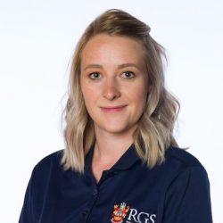 Lauren Fielding RGS The Grange Staff