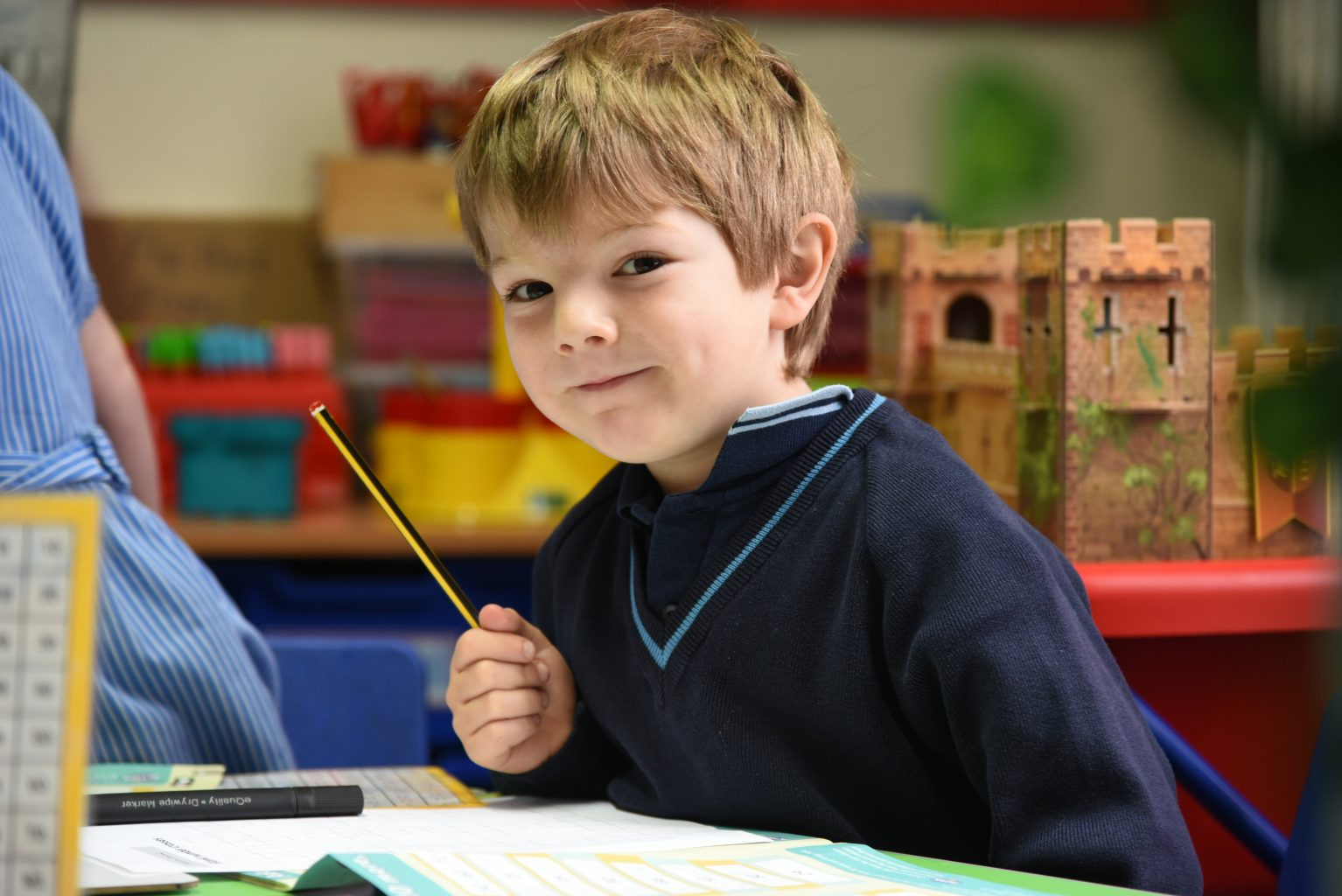 Moving to Reception Class