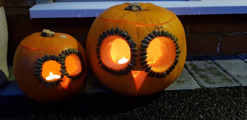 Whiteladies - Pumpkin Carving - Ella Goddard