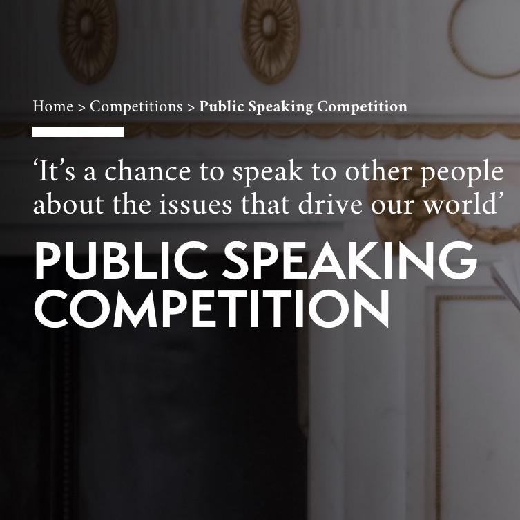 SQ Public Speaking Comp
