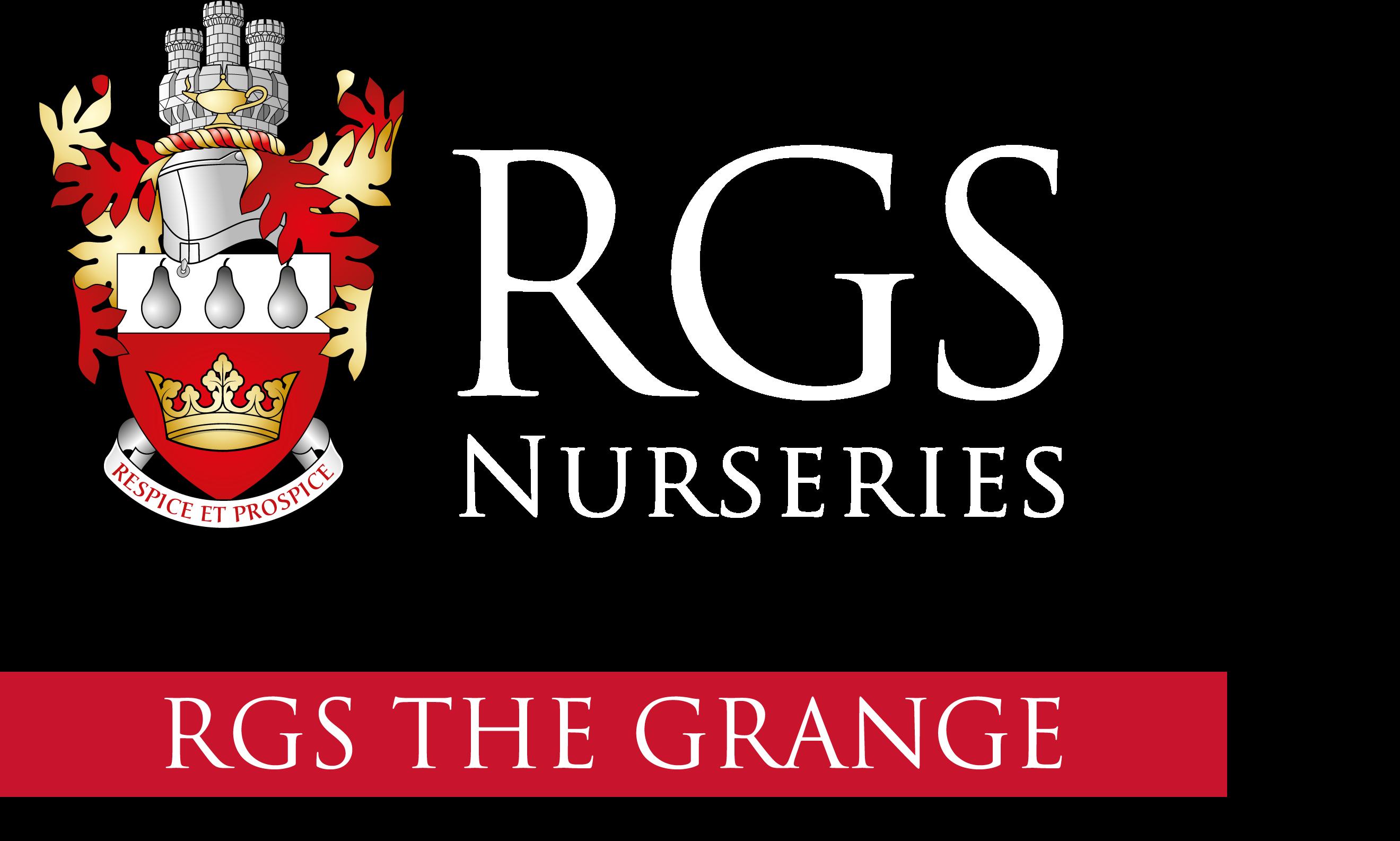 RGS Nurseries Grange website 2021