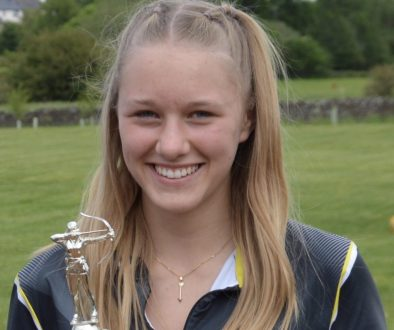 SQ Emelia - Archery record holder