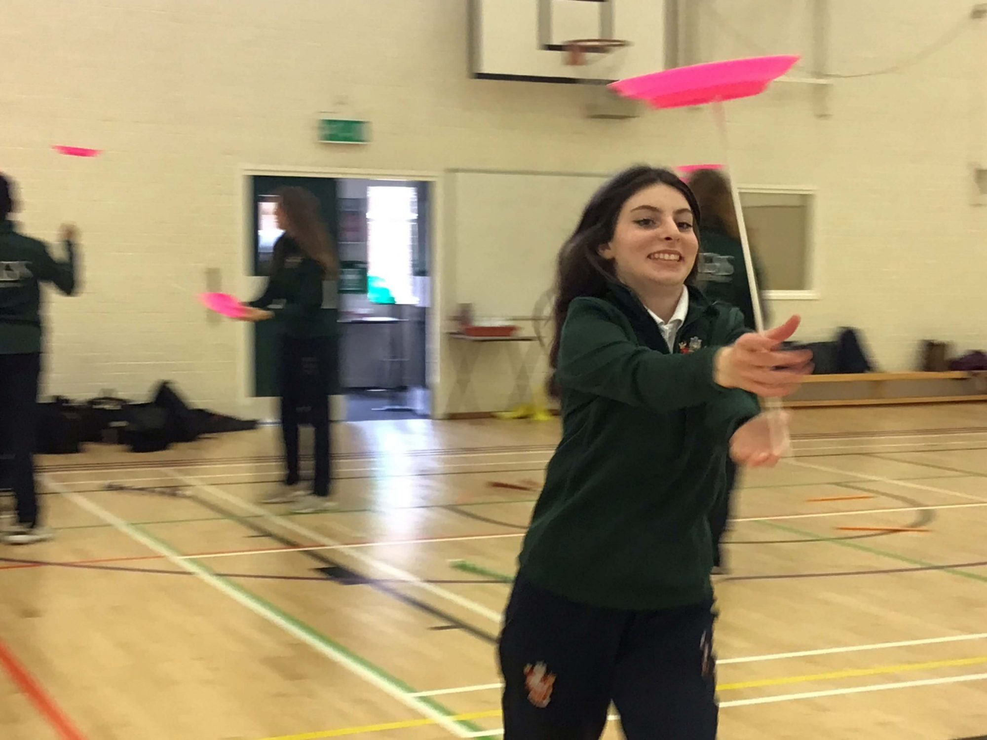 Circus skills!