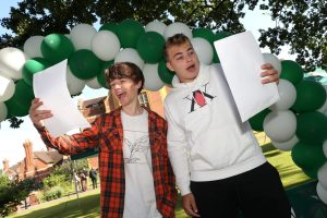 RGS WORCESTER 2021 GCSE RESULTS