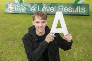 RGS Worcester A Level Result Day 2021