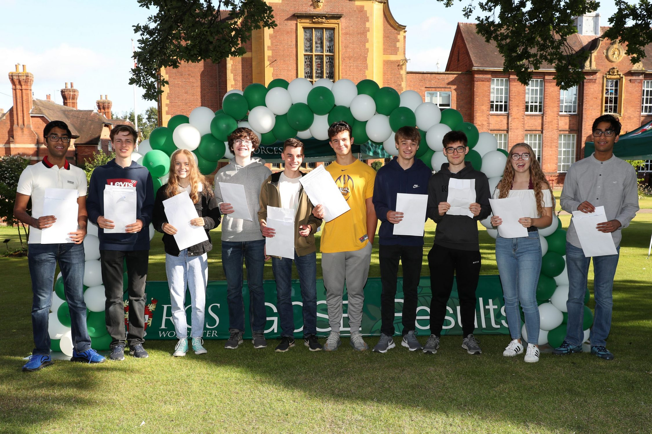 RGS WORCESTER GCSE RESULTS