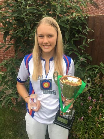 Central England Junior Champion