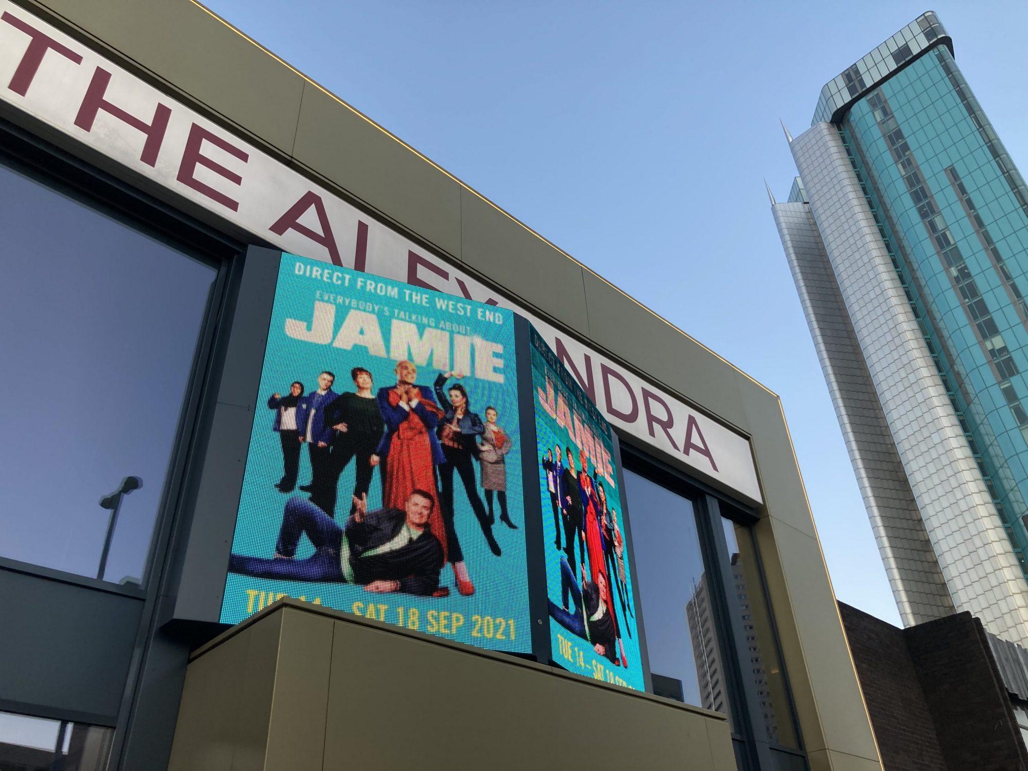 New Alexandra Theatre in Birmingham