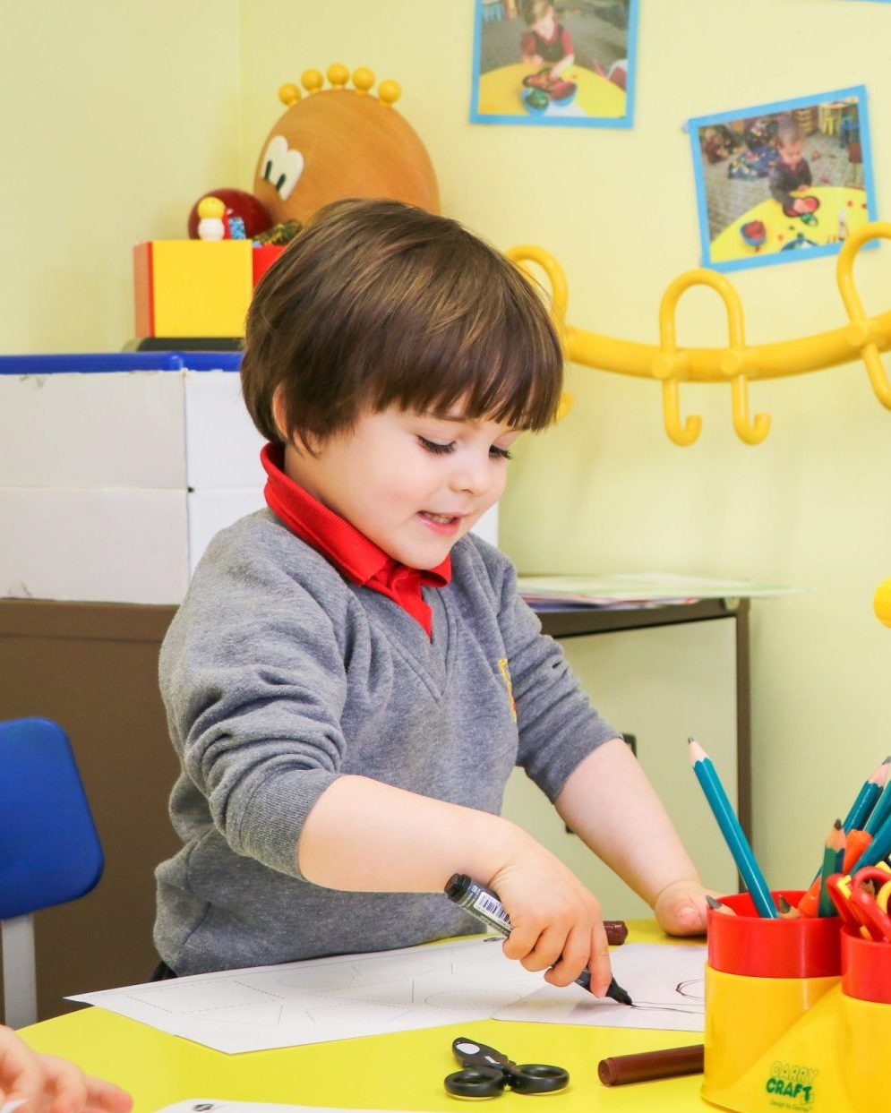 Nursery - Find out more