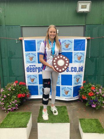 UK Under 18 Master Champion