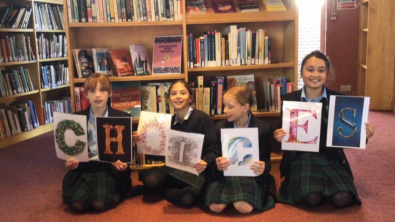 Lower School Book Club